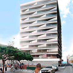 Las Canteras, 144 viviendas