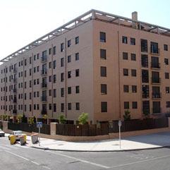 Sanchinarro, 74 viviendas