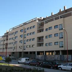 Getafe, 100 viviendas