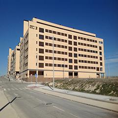 El Cañaveral, 192 viviendas