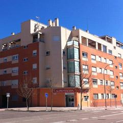 Vallecas, 35 viviendas