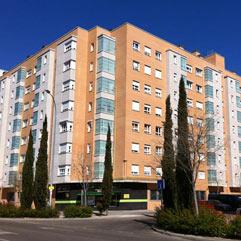Vallecas, 49 viviendas